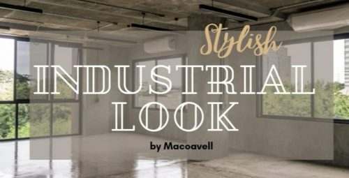 macoavell industrial look